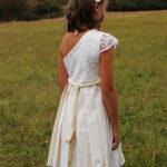 Kommunion Kleid Spitze
