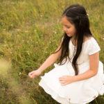 Kinder Festkleider für Kommunion, Taufe und Firmung