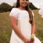 Kinder Festkleider für Kommunion, Taufe und Firmung.