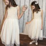 Dieses Kleid ist Handarbeit und wurde mit viel Liebe zum Detail in meinem Atelier angefertigt.