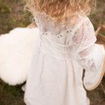 Die oberste Lage Softtüllspitze ist mit zwei Lagen Baumwolle unterlegt. Somit ist Durchschimern verhindert und ein tolles Tragegefühl garantiert.